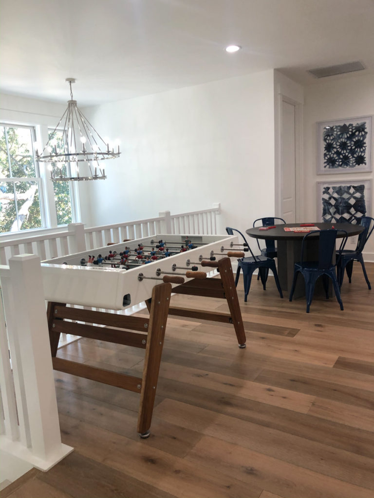 HGTV Dream Home foosball