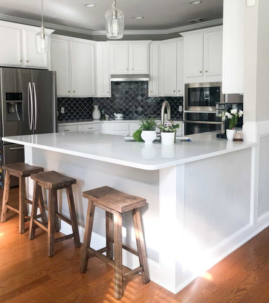 White Quartz Countertops Pros And Cons South Georgia Style